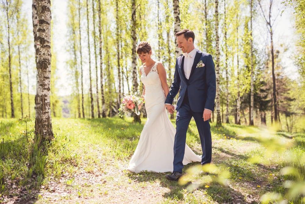 Brautpaarfotos Hochzeit Lilienhof