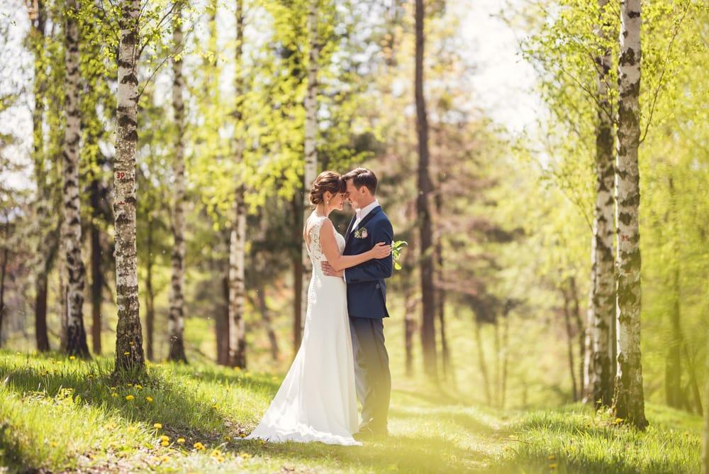 Brautpaarbilder Hochzeit Lilienhof