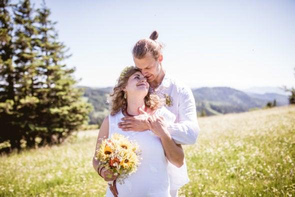 Hochzeit im Feldbergturm Schwarzwald