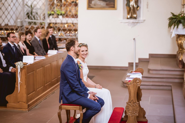 Hochzeitsbilder in der Klosterkirche St. Märgen