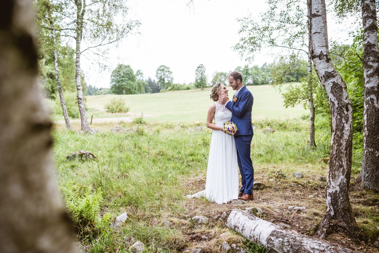 Hochzeitsfotos Birken Schwarzwald