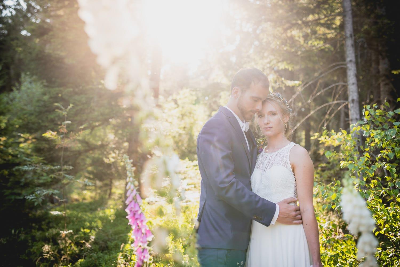 Hochzeitsfotograf Lupinen Schwarzwald