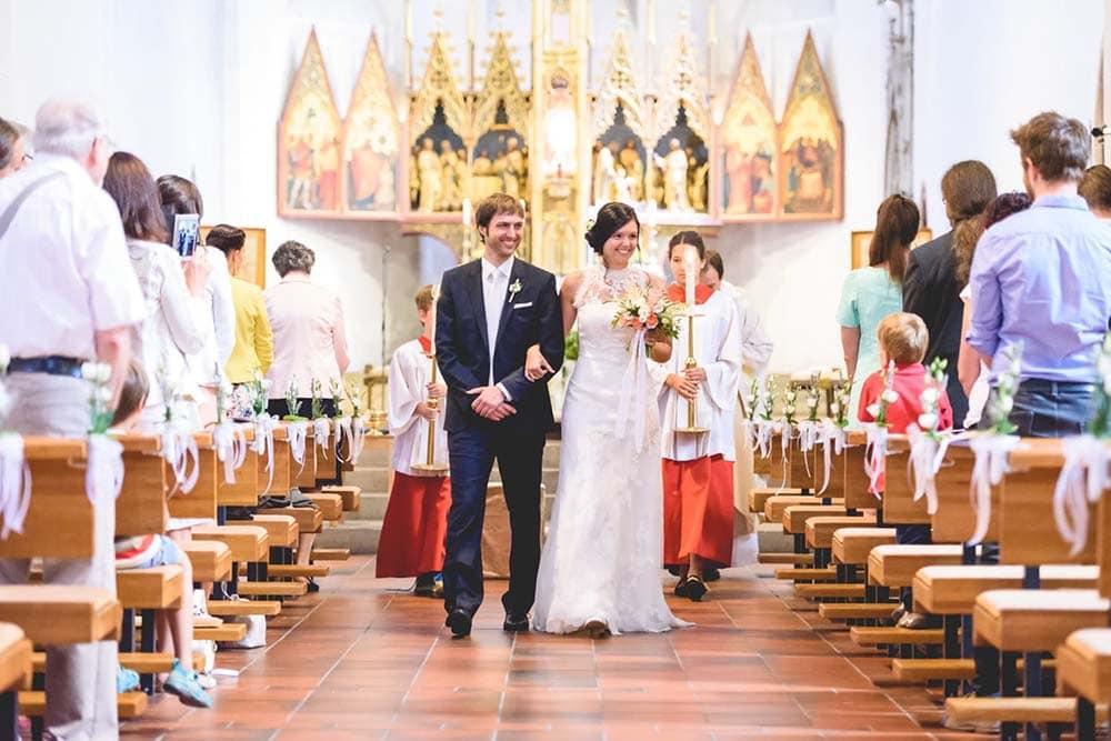 Hochzeitsfotograf Freiburg Kirchliche Trauung