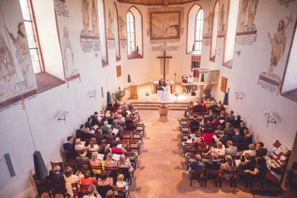 Hochzeitsbilder Kaiserstuhl Kirchliche Trauung