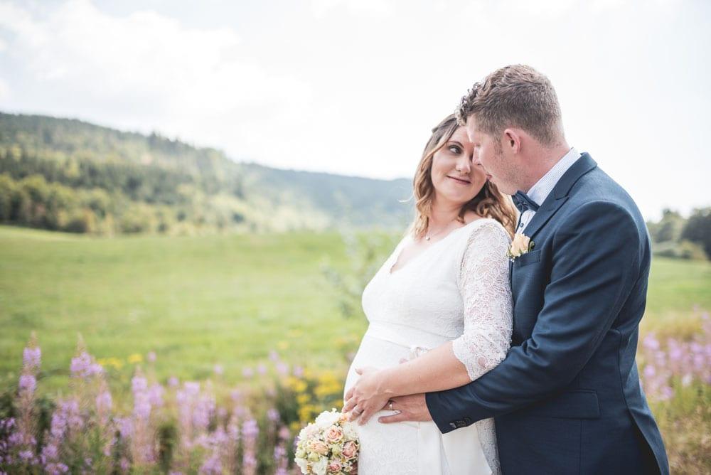 Brautpaarshooting im Schwarzwald