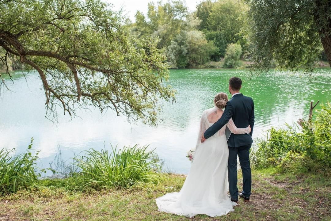 Brautpaarfoto Breisach