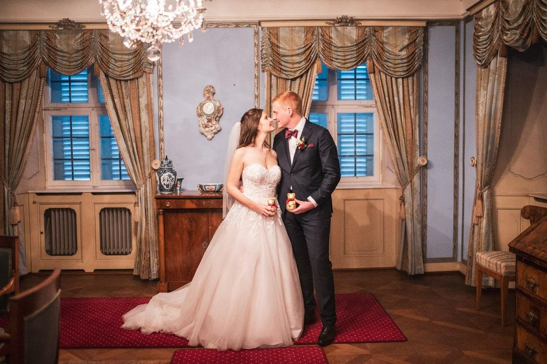 Brautpaarshooting Schloss Bürgeln