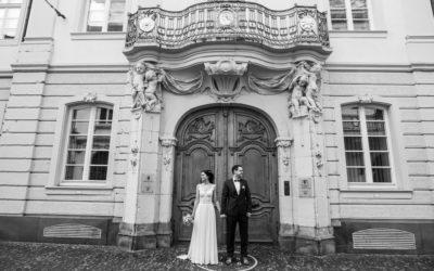 Hochzeit im Standesamt Freiburg